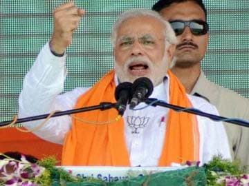 Narendra Modi hits back at Rahul Gandhi over balloon jibe on Gujarat model