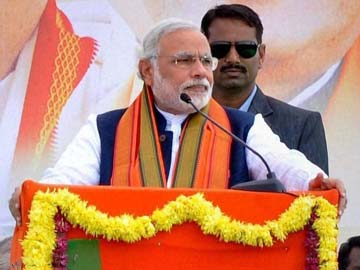 Narendra Modi to hold rally in Lucknow today; BJP claims 5 lakh will attend
