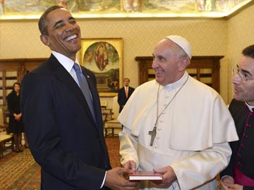 Barack Obama, Pope Francis find common ground, sharp divisions in Vatican meeting