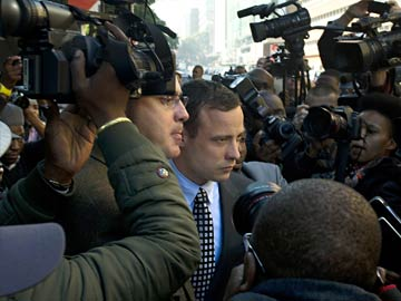 Footage of Oscar Pistorius firing guns emerges ahead of trial