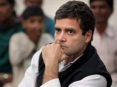 Mountain? Not Even a Molehill: Government on Rahul Gandhi 'Snooping'