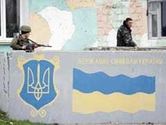 11,000 pro-Russian troops in control: Crimea