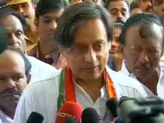 In God's own country, Shashi Tharoor seeks blessings to fight tough poll battle