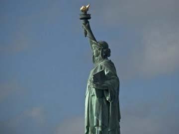 Future warming imperils Statue of Liberty: study