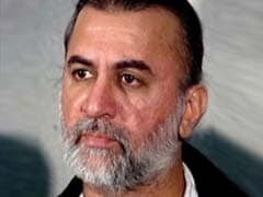 Tarun Tejpal at Bombay High Court for his bail plea hearing