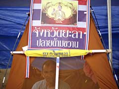 Prominent Indian in Thailand faces expulsion over protests