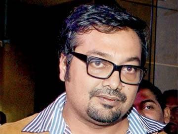 Controversial defence: Anurag Kashyap bats for Tarun Tejpal