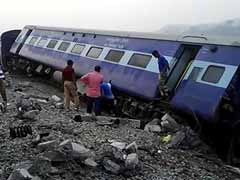 Nine coaches, engine of train derail in Assam; over 50 injured