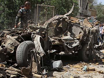 Six car bombs rock Baghdad, killing at least seven: officials