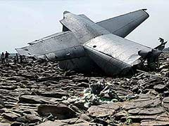Air Force rules out reports that C-130J crashed due to counterfeit Chinese parts