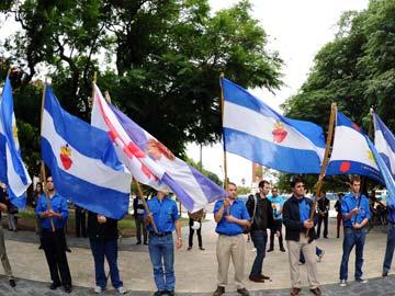 UK defends Falklands exercises after Argentine protest