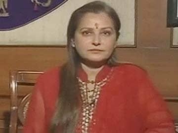 Case filed against Jaya Prada for violating model code of conduct