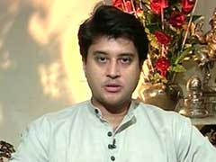 Jyotiraditya Scindia's Car Runs Over Man in Kerala, MP Meets His Family