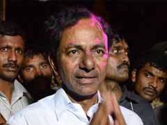 KCR urges Telangana voters to 'throw out Andhra parties'