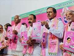 TRS releases first list of 69 candidates for assembly polls in Telangana