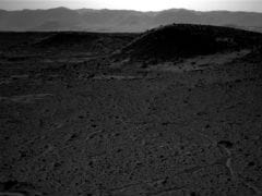 NASA says weird Mars lights are not a sign of life