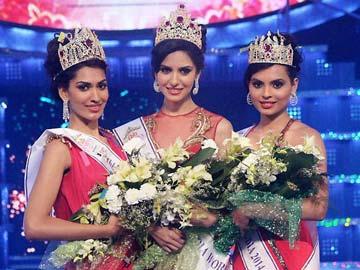 Koyal Rana crowned 51st Femina Miss India
