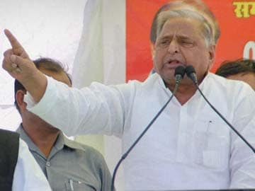 Mulayam Singh Yadav promises reservation for Muslims