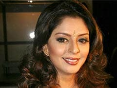 Nagma: will it be a box-office electoral debut?