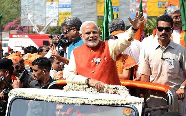 Rajnath Singh Reviews PM's Security As Cops Claim Assassination Plot