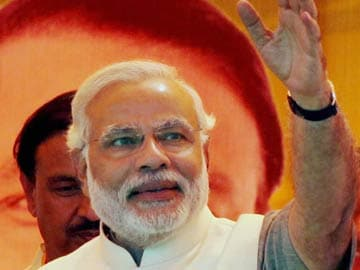Narendra Modi accuses Sonia Gandhi of 'open communalism'
