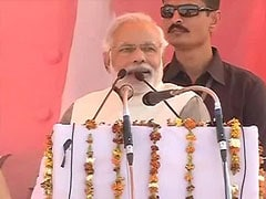 'Shehzada, what goes on in your house?' Modi targets Rahul over Vadra