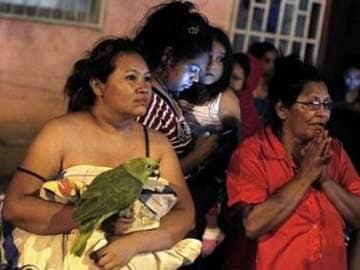 Earthquake hits Nicaragua; buildings damaged