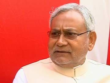 Many BJP leaders are non-vegetarians, alleges Nitish Kumar