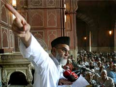 Blog: the Shahi Imam factor