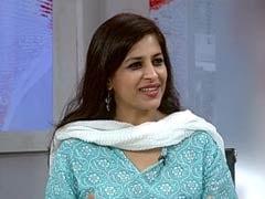 Shazia Ilmi: feisty journalist is now a fiery politician