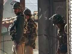 Militant hideout busted in Kashmir