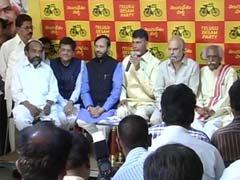 Chandrababu Naidu's TDP seals the deal with BJP amid protests