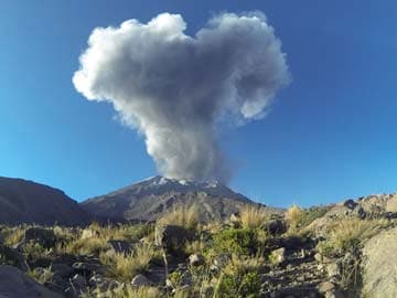 Satellites can tell if a volcano will erupt