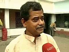 Lawmaker Abhijit Mukherjee Faints at a Rally, Hospitalised