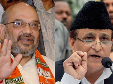 Election Commission bans Azam Khan and Amit Shah's rallies in Uttar Pradesh