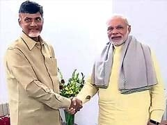 'It's rocking,' says BJP about alliance with Chandrababu Naidu
