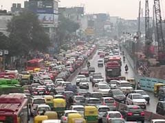 Delhi Police warns of traffic diversions on National Highway 24 today