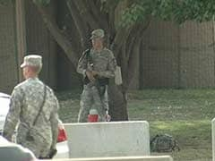 Four dead at Fort Hood including shooter, 16 wounded