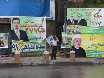 Five key questions on Iraq's election