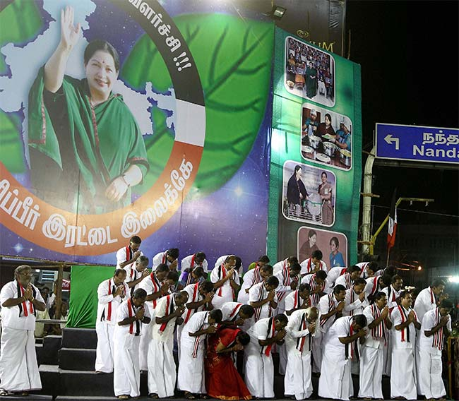 Jayalalithaa ends campaigning; says she is better than Narendra Modi