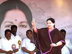 NDTV opinion poll: Jayalalithaa to be dominant player but DMK makes gains in Tamil Nadu