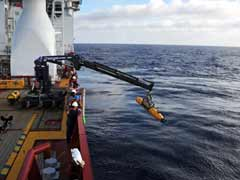 Mini-sub completes first full mission in hunt for missing Malaysian jet