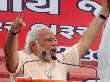 Narendra Modi's hands 'dripping with blood', says Trinamool in continuing attack