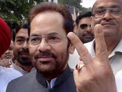 Need to find solution for Ram temple: BJP's Mukhtar Abbas Naqvi