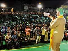 Tirupati will be made into IT hub: Chandrababu Naidu