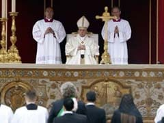 Two living popes to honour two dead ones: The Ceremony
