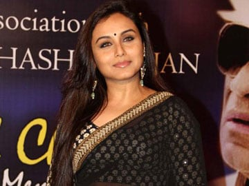 Rani Mukerji: Bollywood's Bengal tigress