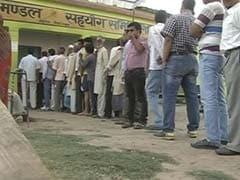 25 per cent cast votes in west Uttar Pradesh in four hours