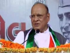 NDA Should Not Try to Settle Scores of Public Life: Congress Leader Shankarsinh Vaghela