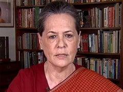 Sonia Gandhi says BJP will ruin 'Bhartiyata', BJP says let her learn it first